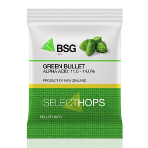 Green Bullet™ (NZ) Hop Pellets 1 oz