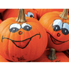 Happy Pumpkins - Paint By Numbers Kit For Adults - Easy Paint By Number Kits for adults- DIY Love