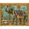 Vintage Elephant - Paint By Numbers Kit For Adults - Easy Paint By Number Kits for adults- DIY Miss