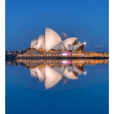 Opera House - Paint By Numbers Kit For Adults - Easy Paint By Numbers - DIY City