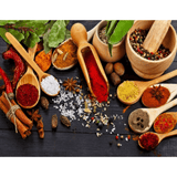 Kitchen Spice Scenery - Paint By Numbers Kit For Adults - Easy Paint By Number Kits for adults- DIY Objects