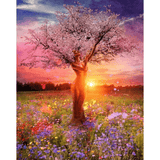 Tree - Paint By Numbers Kit For Adults - Easy Paint By Number Kits for adults- DIY Miss