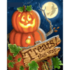 Pumpkin Lantern - Paint By Numbers Kit For Adults - Easy Paint By Number Kits for adults- DIY Land