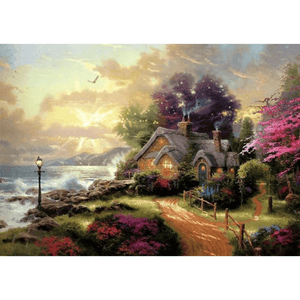Dream Scenery - Paint By Numbers Kit For Adults - Easy Paint By Number Kits for adults- DIY Land
