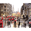London Street - Paint By Numbers Kit For Adults - Easy Paint By Number Kits for adults-
