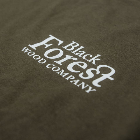 Black Forest Cotton  Coloured T
