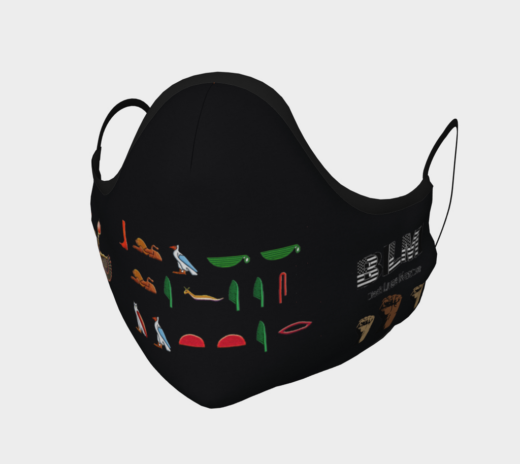 V:IV Black Lives Matter Face Mask