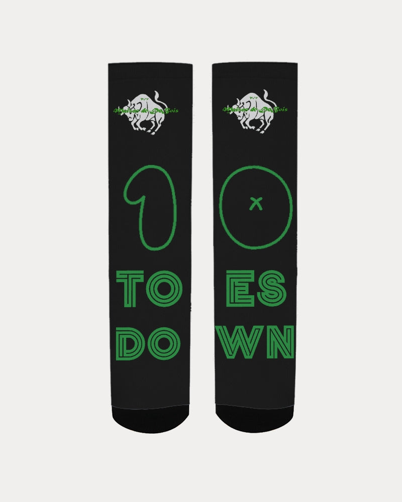 10 Toes Down Men Socks