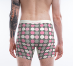 Pinnk Polka Brief boxers
