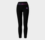 Phenomenal Woman Yoga Leggings