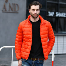 Load image into Gallery viewer, Men's Duck Down Jackets