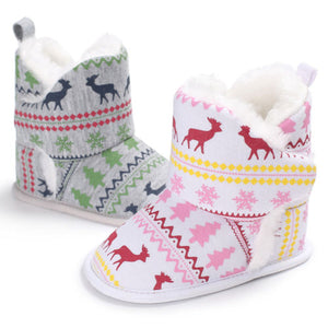 Winter Baby Girl Boots