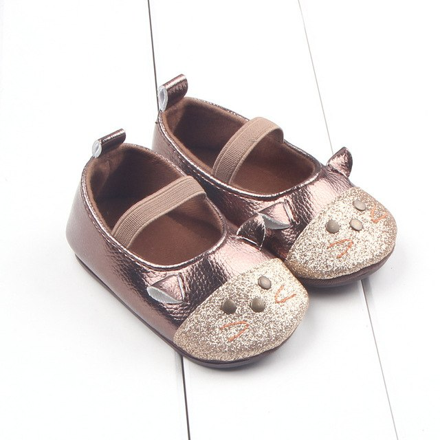 New Brand Girls Baby Shoes