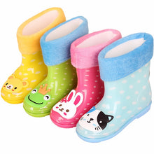 Load image into Gallery viewer, cartoon children's rain boots