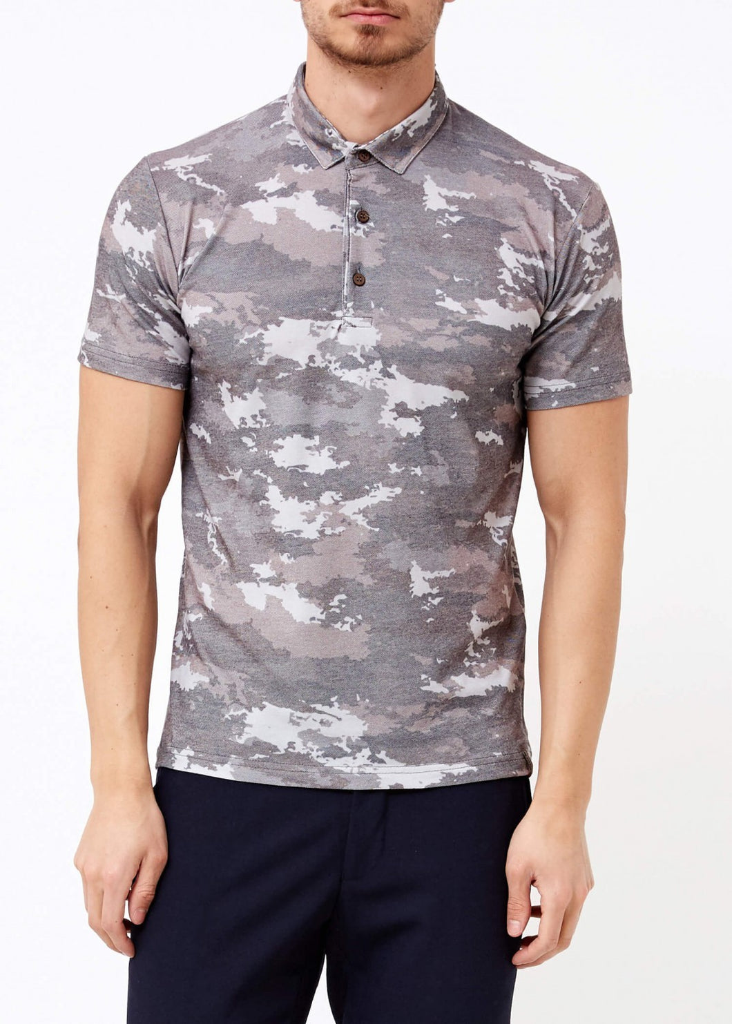 Men's Grey T-Shirt