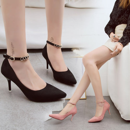 Spring Fashion Elegant Pumps