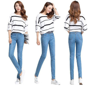 Women'S  Slim Feet Pencil Pants