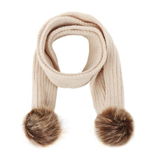 Load image into Gallery viewer, Winter Warm Knitted Scarf