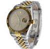 "36mm Pre-Owned Rolex Datejust ""Thunderbird"" SS/18Y Champagne Tapestry Dial Jubilee Band"