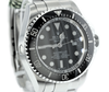 44mm Pre-Owned Rolex Deepsea Black Dial, Black Bezel Oyster Band