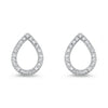 14K Diamond Earringss