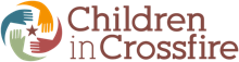 Children in Crossfire logo