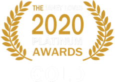 Janey Loves Platinum Awards Badge