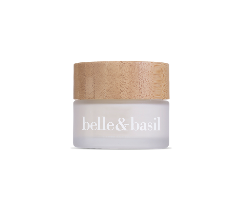 Belle and Basil 15ml fragrance Free Moisturiser