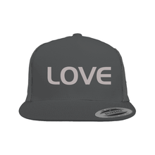 Load image into Gallery viewer, Snapback Trucker Hat Charcoal