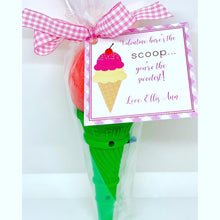 Load image into Gallery viewer, Ice Cream Valentine Treat