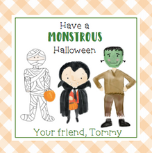 Load image into Gallery viewer, Monster Halloween Treats