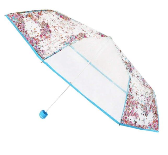Packed Party- Personalized Raining Confetti Umbrella