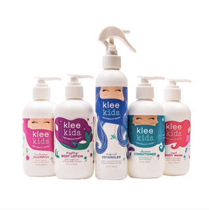 Klee Kids Magical Detangler w/ Coconut Oil & Marshmallow