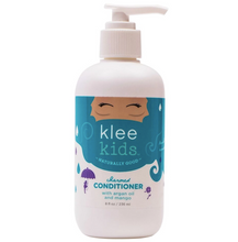 Load image into Gallery viewer, Klee Kids Charmed Conditioner w/ Argan & Mango, 8 oz
