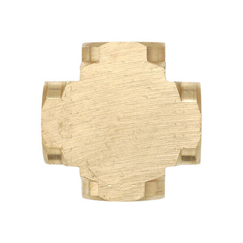 1/2 FEMALE CROSS Brass Fitting