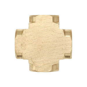 3/8 FEMALE CROSS Brass Fitting