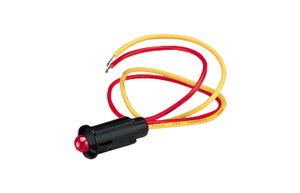 NARVA 12 Volt Pilot Lamp Pre-wired With Red LED