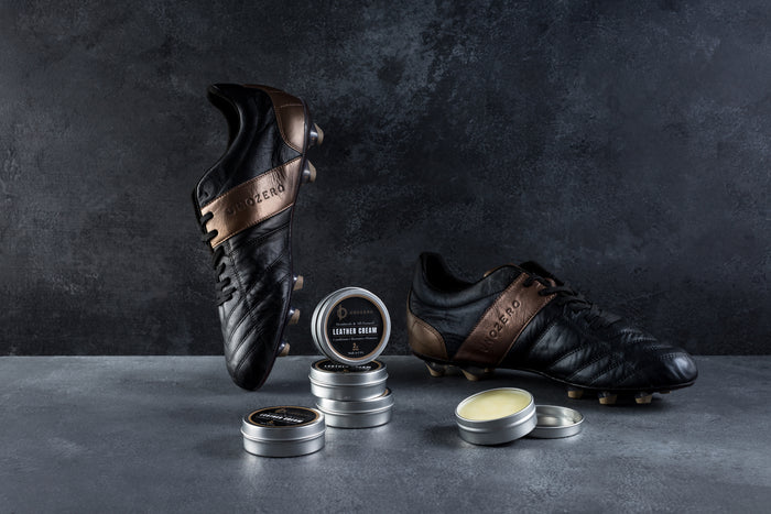 How to clean and care for your leather cleats