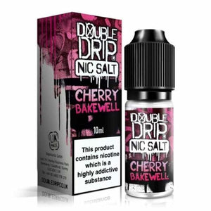 10MG Double Drip  10ML Flavoured Nic Salts E Liquid Double Drip - Ohm Bros Limited