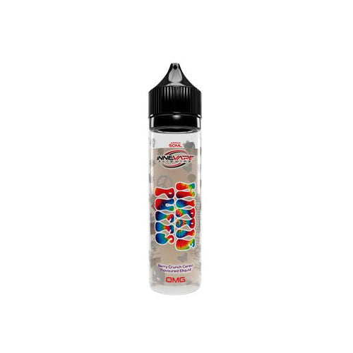 Hippie Puffs by Innevape 0mg 50ml Shortfill (80VG-20PG) Innevape - Ohm Bros Limited