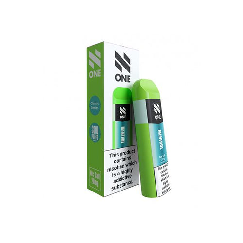 N One Disposable 20MG Nic Salt Vape Pod N One - Ohm Bros Limited