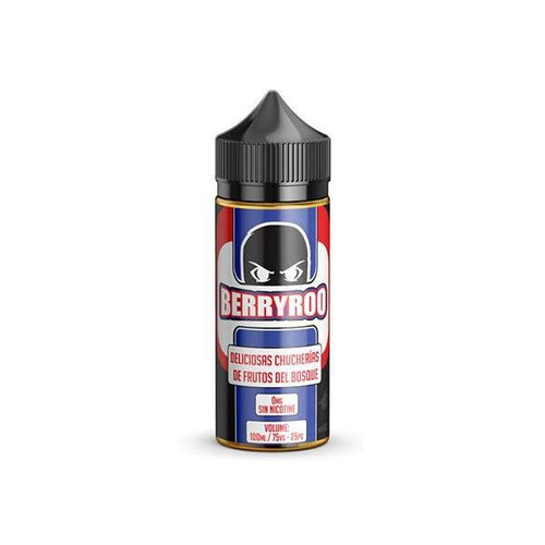 Berryroo by Cloud Thieves 0mg 100ml Shortfill (70VG-30PG) Cloud Thieves - Ohm Bros Limited