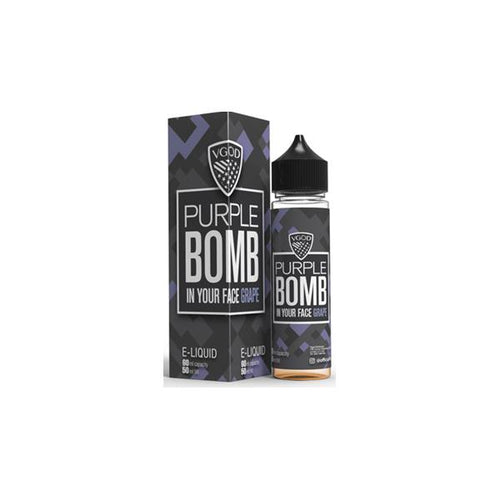 VGOD Bomb Line 0mg 50ml Shortfill (70VG/30PG) VGOD - Ohm Bros Limited