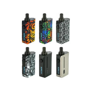 Squid Industries Squad RBA Tank Pod Kit Squid Industries - Ohm Bros Limited