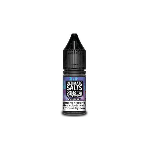 20MG Ultimate Salts Sherbet 10ML Flavoured Nic Salts (50VG/50PG)