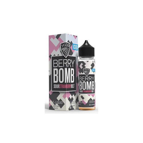 VGOD Bomb Line ICED 0mg 50ml Shortfill (70VG/30PG) VGOD - Ohm Bros Limited