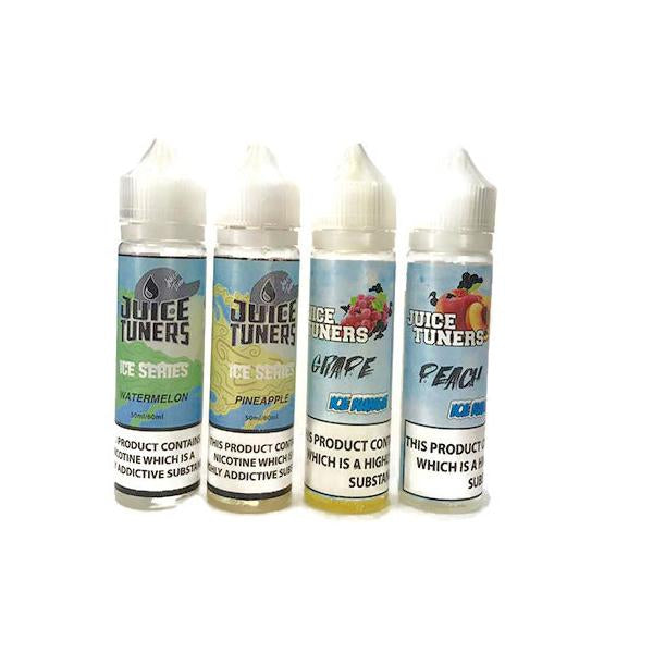 Juice Tuners - Ice Series 0mg 50ml Shortfill (60VG/40PG)