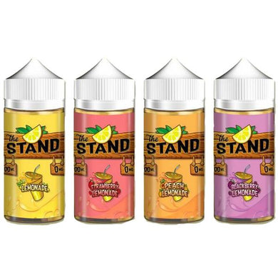 The Stand 80ml Shortfill 0mg (70VG/30PG) The Stand - Ohm Bros Limited