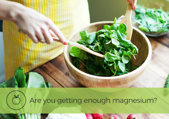 Are you getting magnesium?