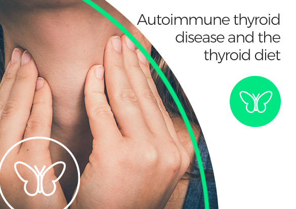 Autoimmune thyroid disease and diet